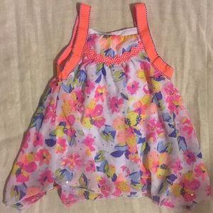 Spring / Summer Toddler Girl Shirt Sleeve Shirt
